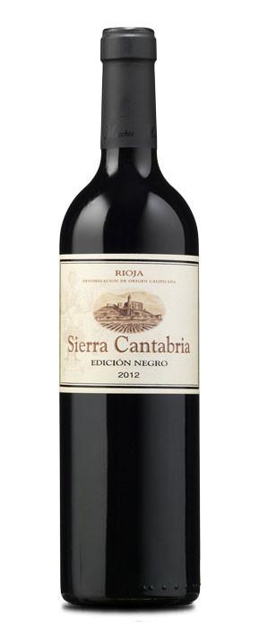 Sierra Cantabria Edición Negro 2012