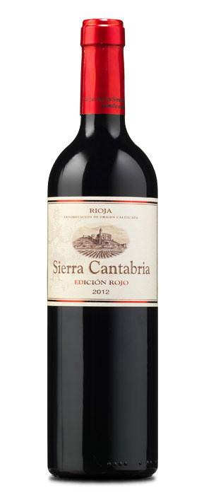 Sierra Cantabria Edición Rojo 2012