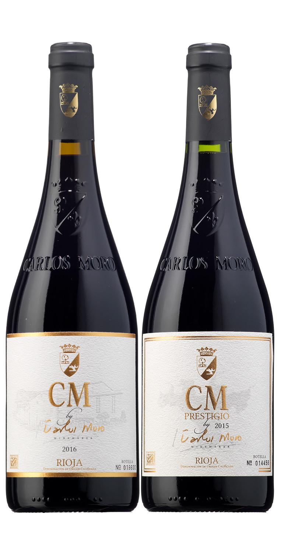 CM Prestigio 2015 y CM 2016