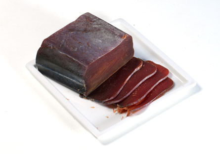 Taco de Mojama de Atún