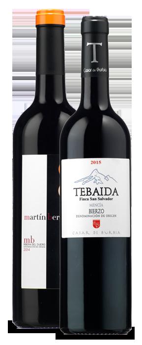 Tebaida Finca San Salvador 2015 y Martín Berdugo MB 2014