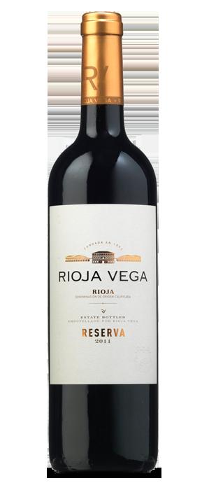Rioja Vega Tinto Reserva 2011