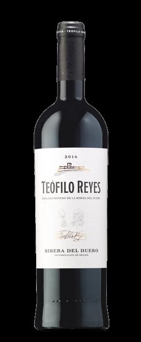 Teófilo Reyes 2016