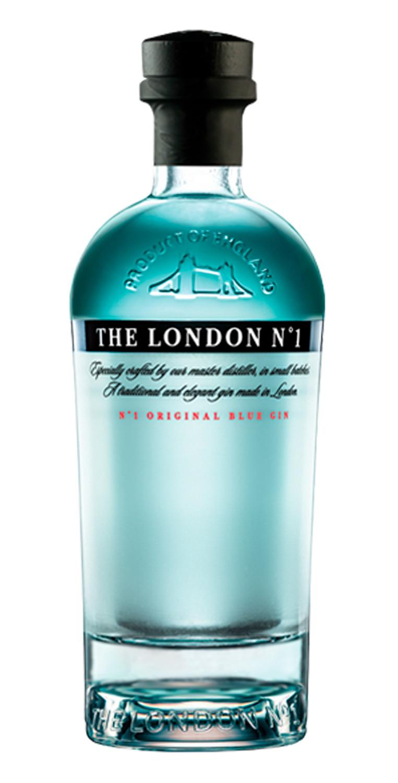 Botella de ginebra The L1don Nº 1 Original Blue Gin
