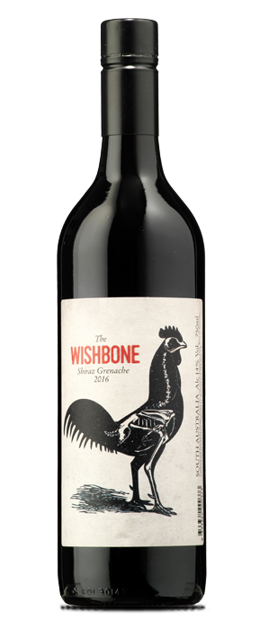 Wishbone Shiraz Grenache 2016
