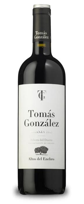 Tomás González Tinto Crianza 2012