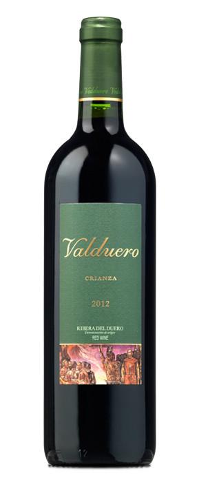 Valduero Tinto Crianza 2012