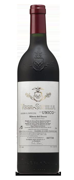Vega Sicilia Único Tinto Reserva Especial