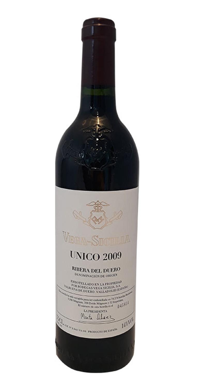 Vega Sicilia único 2009 Comprar Vino Vinoseleccion Com