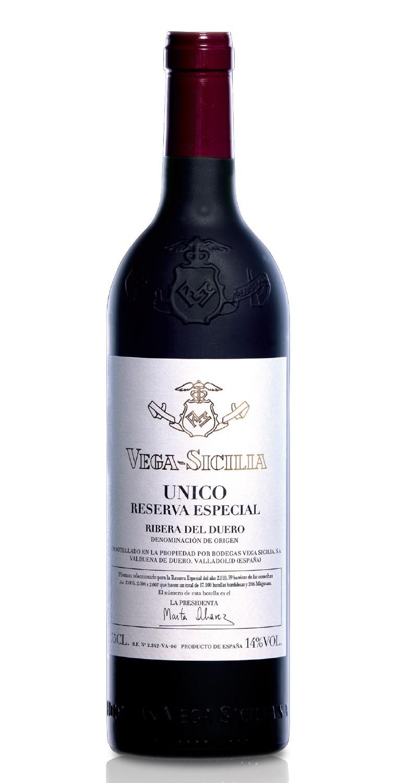 Vega Sicilia Único Reserva Especial Edición 2019