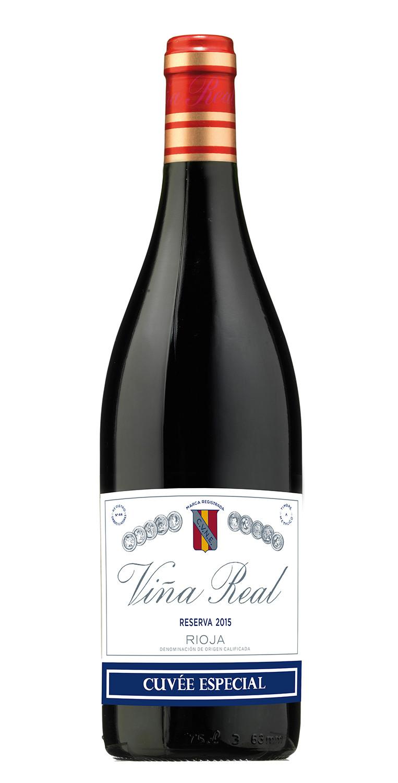 Viña Real Cuvée Especial Reserva 2015