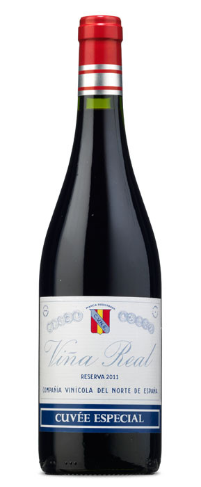 viña real cuvée especial 2011