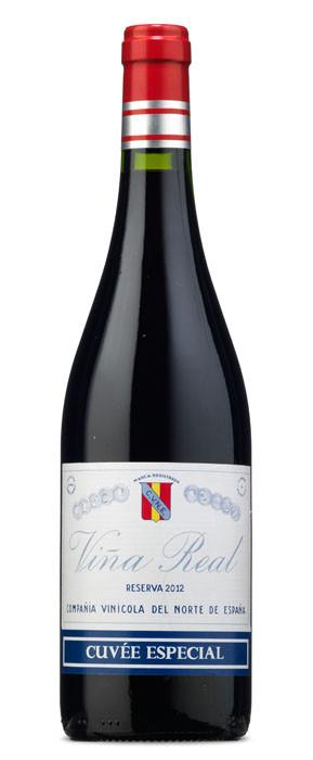 Viña Real Cuvée Especial Tinto Reserva 2012