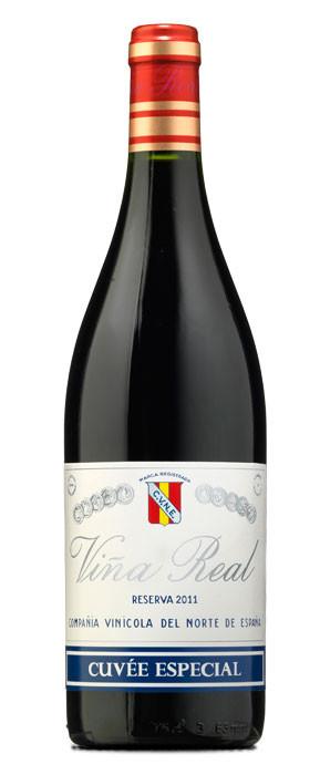Viña Real Cuvée Especial Tinto Reserva 2011