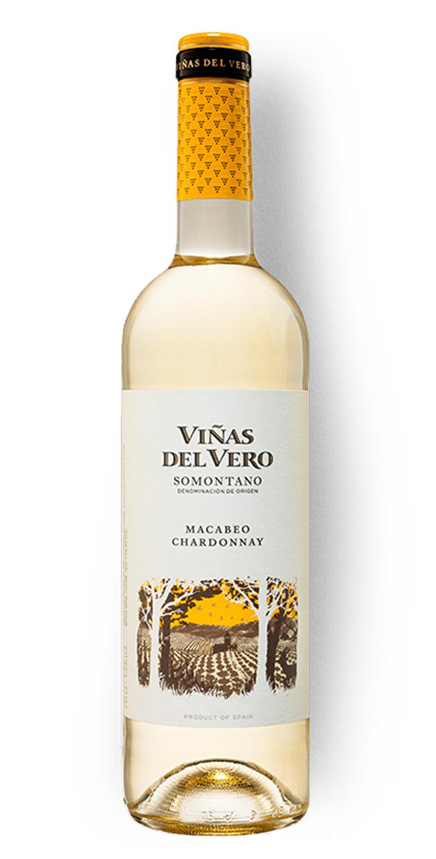 Viñas del Vero Macabeo Chardonnay 2018