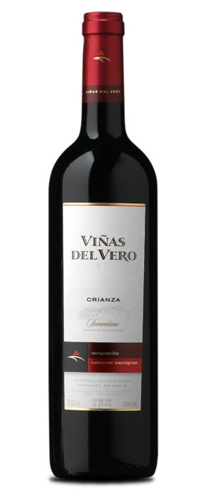 Viñas del Vero Cabernet Sauvignon Tinto con crianza 2011