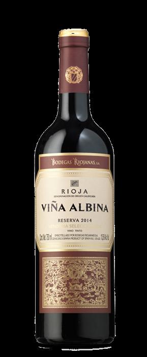 Viña Albina Vendimia Seleccionada Reserva 2014
