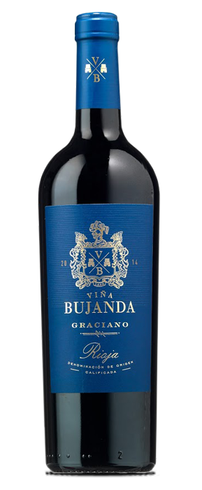 Viña Bujanda Graciano 2014