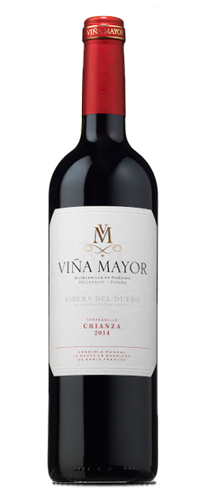 Viña Mayor Crianza 2014
