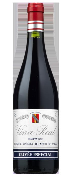 Viña Real Cuvée Especial Reserva 2012