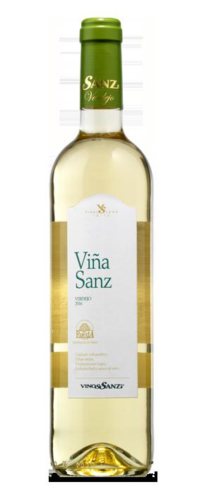 Viña Sanz Verdejo 2016
