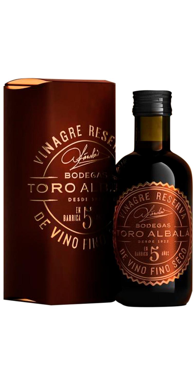 Vinagre de Vino Fino Seco 5 años Toro Albalá