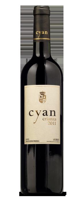 Cyan Crianza 2011