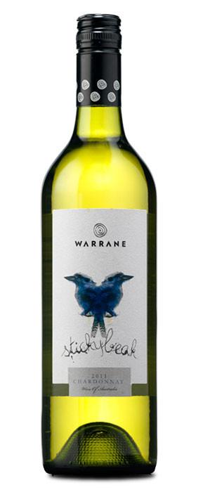 Warrane Sticky Beak Chardonnay Blanco con crianza 2011