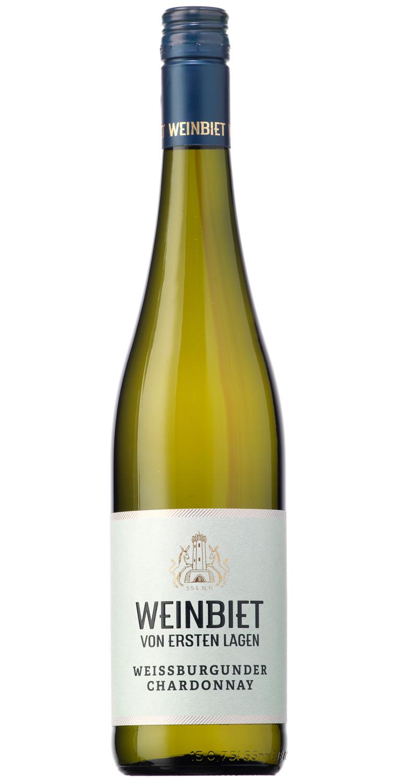 Weinbiet Von Ersten Lagen Weissburgunder & Chardonnay 2019