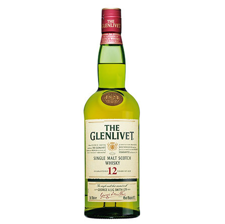 Whisky Genglivet 12 Años Single Malt