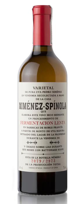 Ximénez-Spínola Fermentación Lenta