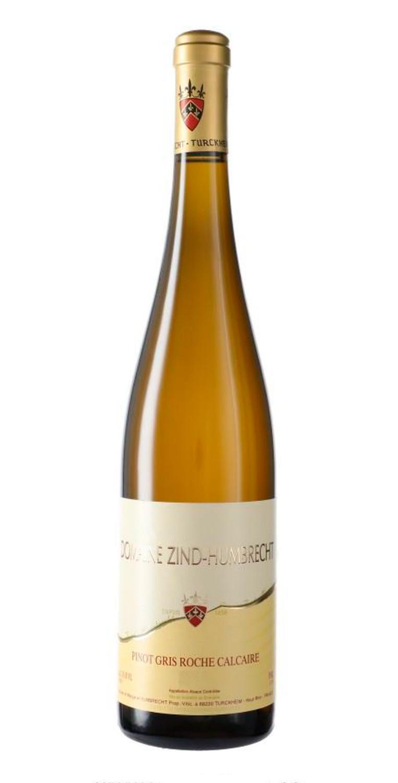 Zind-Humbrecht Pinot Gris Roche Calcaire 2018