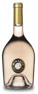 Botella mágnum del vino rosado Miraval Rosé