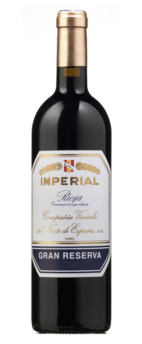 Imperial Tinto Gran Reserva 2009