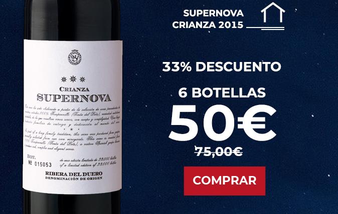 Supernova Crianza 2015