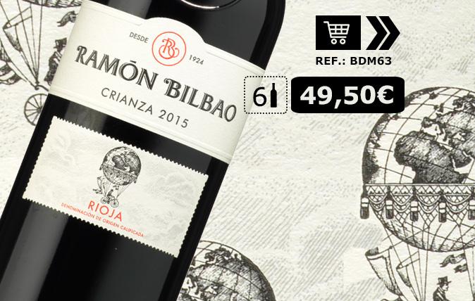 Bodega del Mes de Octubre: Ramón Bilbao