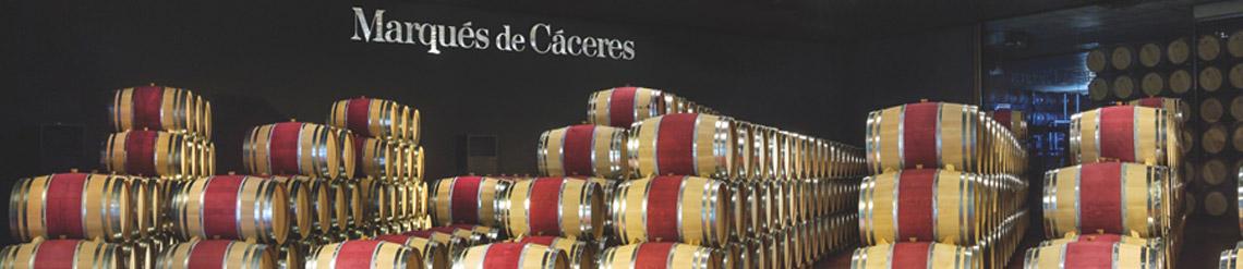Bodegas Marqués de Cáceres: Buque insignia de Rioja