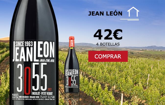 Bodega del mes de marzo: Jean Leon