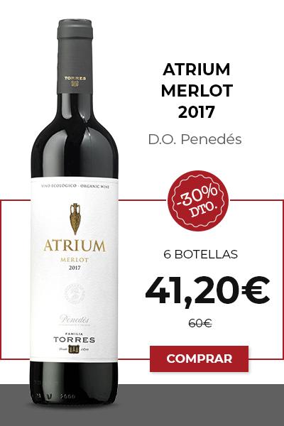 Atrium Merlot 2017
