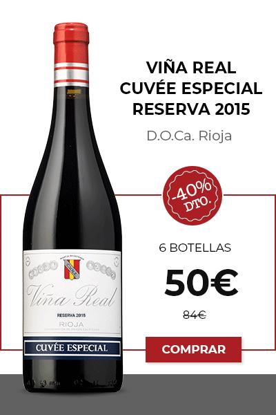 Viña Real Cuvée Especial 2015