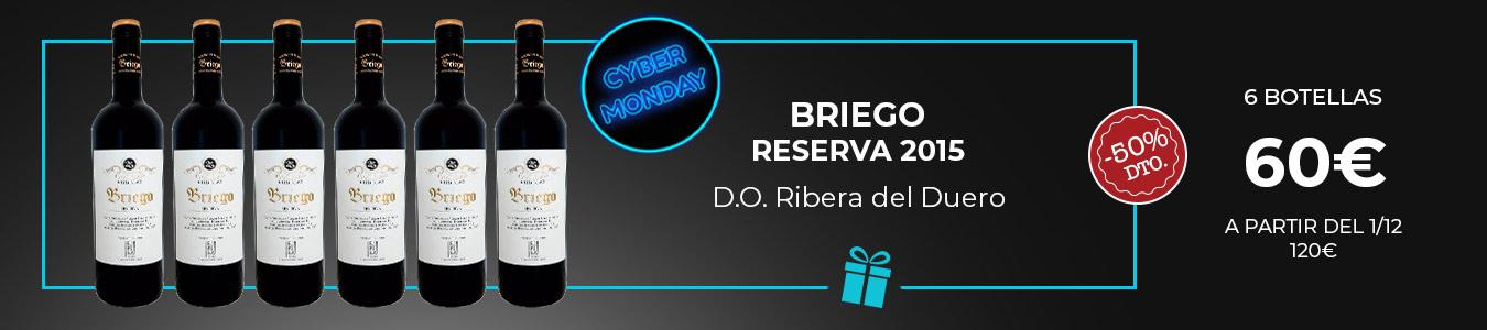 Briego Reserva 2015