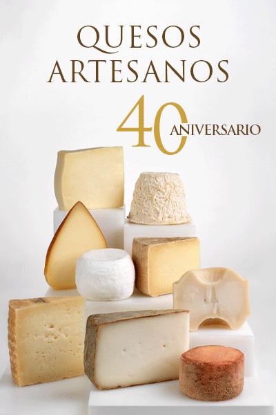 Quesos Artesanos 40 Aniversario