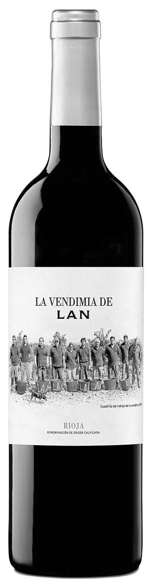Lan La Vendimia Reserva 2015