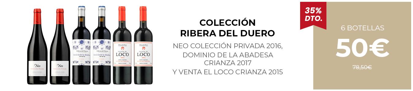 Colección Ribera del Duero