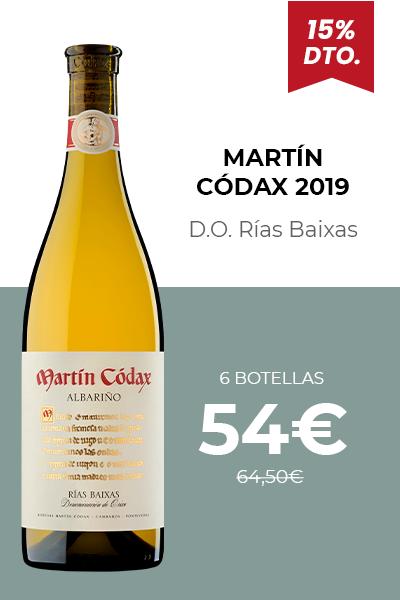 Martín Códax 2019