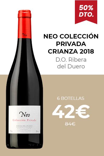 Neo Colección Privada Crianza 2018