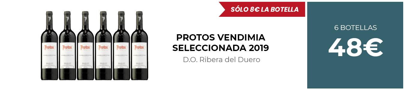 Protos Vendimia Seleccionada 2019