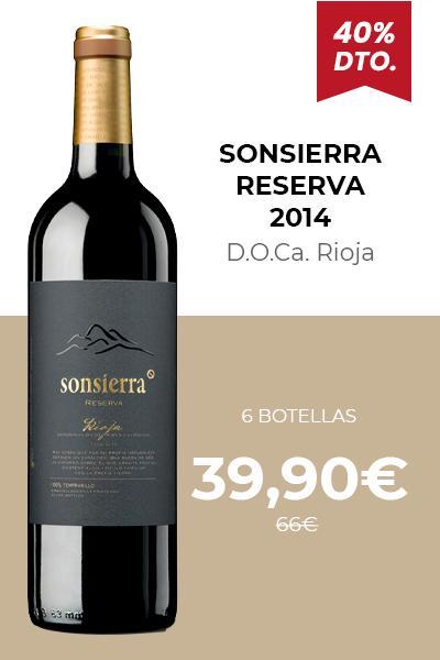 Sonsierra Reserva 2014