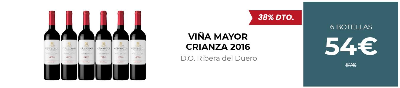 Viña Mayor Crianza 2016