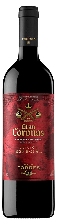 Torres Gran Coronas Ed. Especial Reserva 2016